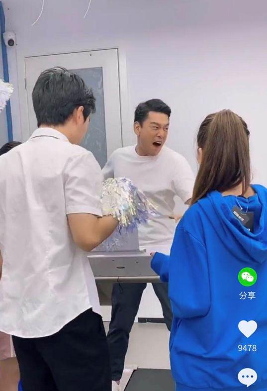 亿健跑步机空降王耀庆直播间 饮食课程搭配才是瘦身关键