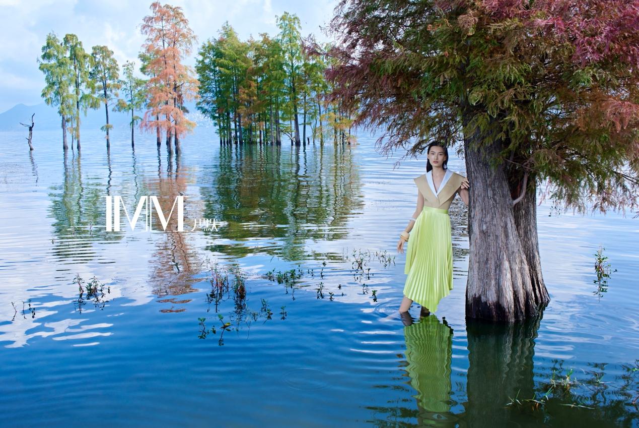 IMM尹默2021夏季大片发布丨向新而生,焕然新境